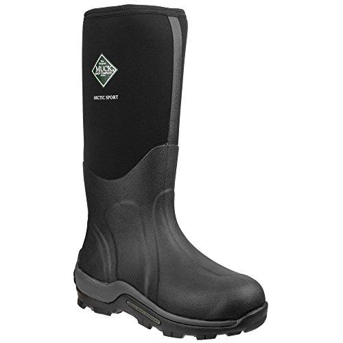 Muck Boots - Arctic Sport - Stivali Wellington - Unisex Nero