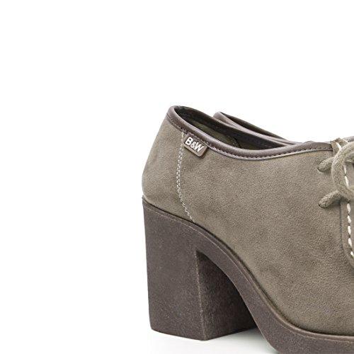 Break & Walk Damen Zapatos Tacón Mujer Stöckelschuh Braun