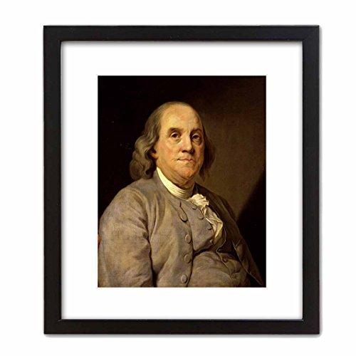 ArtDash? Historic Art Nachdruck Benjamin Franklin Offizielles Hochformat 8