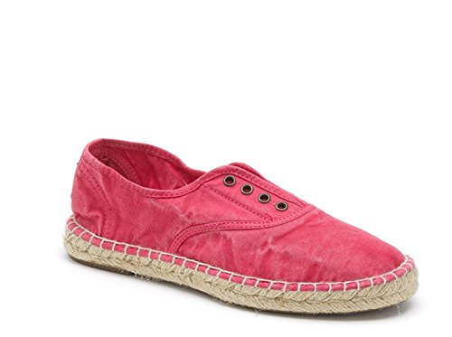 Natural World Eco – Chaussures VEGAN Espadrilles en Jute Tennis Tendance en Tissu pour femmes – Mode – NOUVEAUTÉ 638