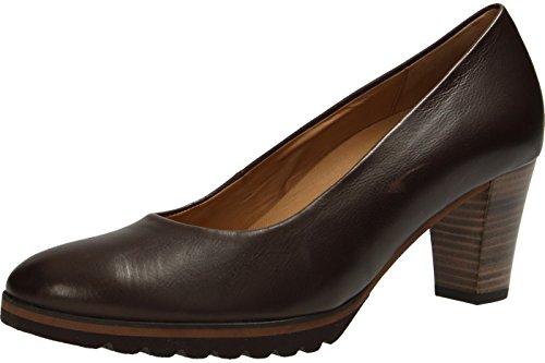 Gabor 52.130.25, Scarpe col tacco donna marrone marrone Marrone