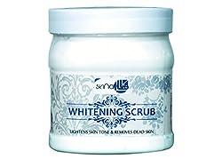skinatura whitening cream scrub