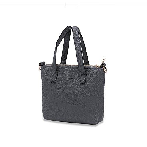 Faysting EU donna fashion borsa a tracolla donna borsa a spalla vari colori scelgliere bucket bag pelle stile buon regalo san valentino D