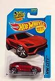 Lamborghini Urus de Hot Wheels, Rojo (23/250)