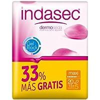 INDAS - DUO PACK INDASEC MAXI 15+5
