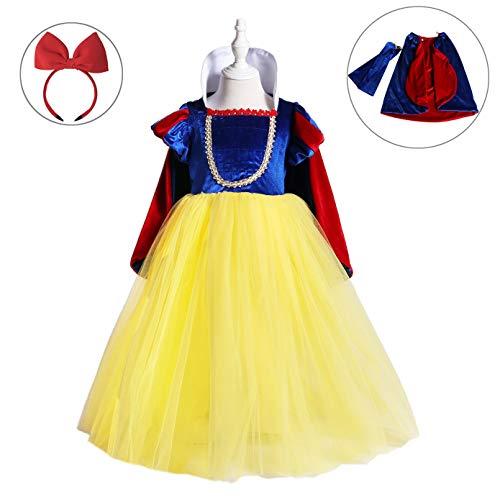 ab9c63291 ▷ Disfraz Blancanieves Bebe para Comprar al Mejor Precio - Las ...