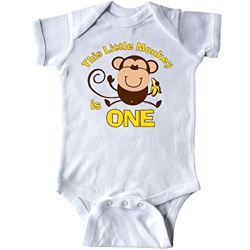 Huahai Little Monkey 1st Birthday Boy Infant Creeper - 1. Christmas Infant Creeper