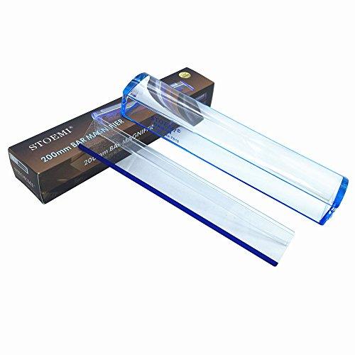 8 Zoll 5X Lesestab Cylindrisch 200mm mit Lesespurlinie Optische Art.-Nr.7513B