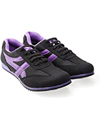 ADVICE Women's Faux Leather Casual shoes