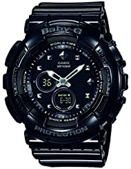 Casio Damen-Armbanduhr Baby-G Analog - Digital Quarz Resin BA-125-1AER
