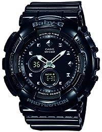Casio Damen-Armbanduhr Baby-G Analog - Digital Quarz Resin BA-125-1AER
