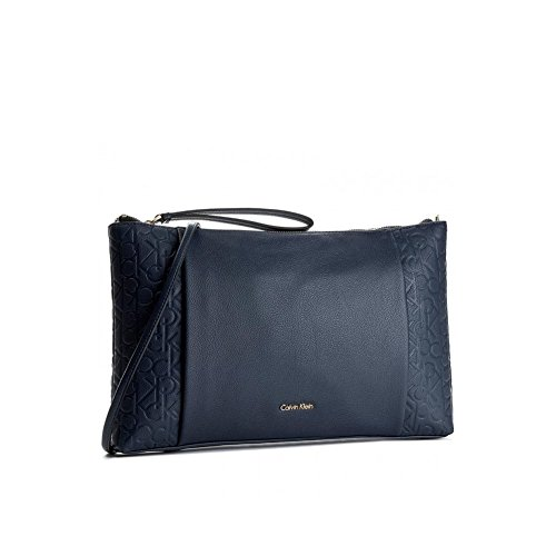 Borsa a Tracolla Grande | Calvin Klein Jeans Misha | P/E 2017 | K60K602643PE17-Ombre Blu