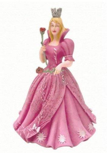 Plastoy - Plastoy - 61362 - Figurine-La Princesse Aux Roses Robe Rose (Kostüme Enfant Fille Princesse Rose)
