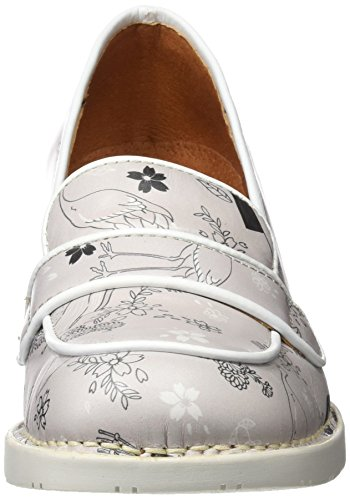 Art Ladies 0079f Fantasia Bristol Pumps Multicolore (sakura)