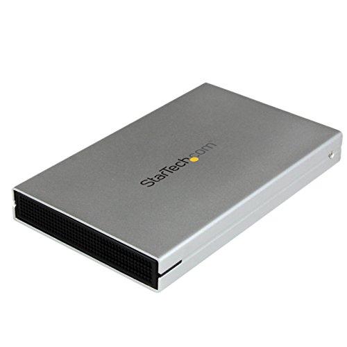"StarTech.com eSATAp / eSATA oder USB 3.0 externes 2.5"" SATA III 6Gb/s Festplattengehäuse mit UASP - Portable HDD / SSD"