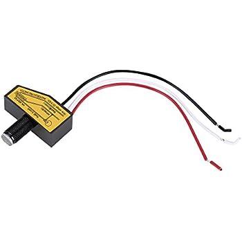 5X Lichtsensor Schalter Automatik Lichtschalter Tag Nacht Ein Aus DC 12V AS-20