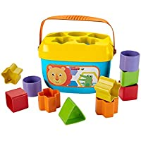Fisher-Price Mattel FFC84 Babys erste Bausteine