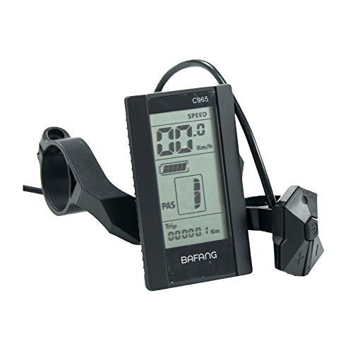 bafang Tachometer TFT-850C LCD-Display DP-C18 Farbdisplay C965 Monochrom-Bildschirm, Geschwindigkeitsanzeige mit USB-Schnittstelle Monochrom-lcd-display