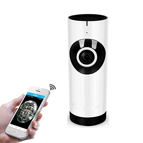 Preisvergleich Produktbild MEIBEI 720P Wireless IP Kamera WiFi Baby Monitor Home Security Surveillance Kindermädchen Cam Video Recorder Nachtsicht mit Two Way Talk