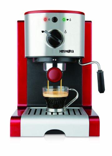 MiniMoka CM-1637 - Cafetera Express, 15 bares, manual