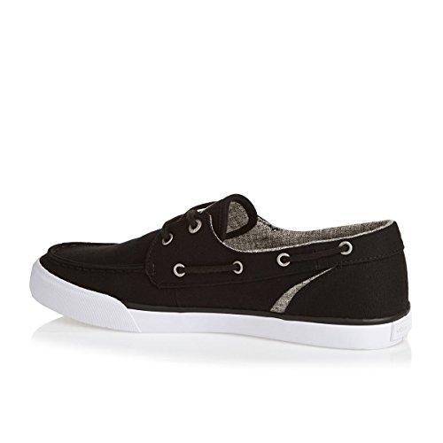 Quiksilver Spar Black/Black/White Black/Black/White