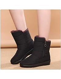 Cute Cat Warm Boots Women Family Christmas Cotton Winter Shoes Women Boot