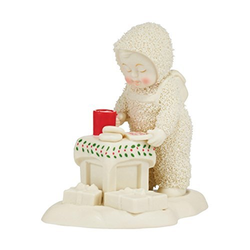 Snowbabies Department 56 Classics Specially for Santa Figurine, 4.06 by Snowbabies