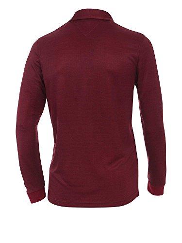 CASAMODA Herren Poloshirt 462523600 Dunkelrot