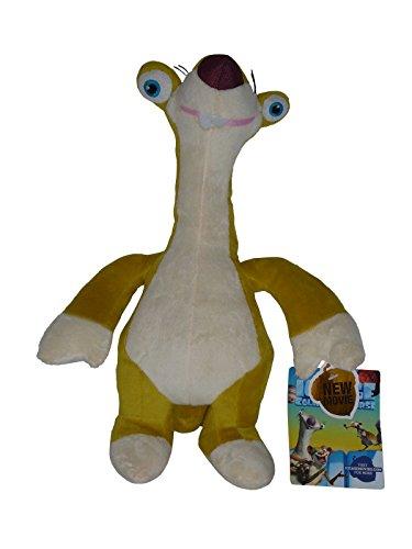 Sid 12'' Plush Ground Sloth Ice Age 5 Collision Course Teddy Bear Film Mascot Soft Toy Original Licensed Doll