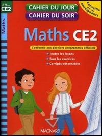 Maths CE2 par Magnard