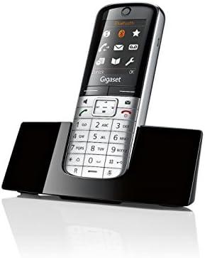 Gigaset SL400High End-Teléfono inalámbrico (4,6cm (1,8pulgadas) pantalla TFT a color, contestador automático, puerto USB, Bluetooth)