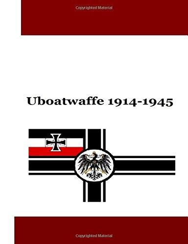 Uboatwaffe 1914-1945 por Mr Gustavo Uruena A
