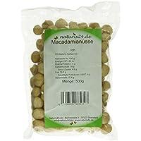 Naturix24 Macadamianüsse roh ganz, 1er Pack (1 x 500 g)