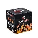 BLACKCOCO's - Carbón natural para sisha & BBQ, 1 kg