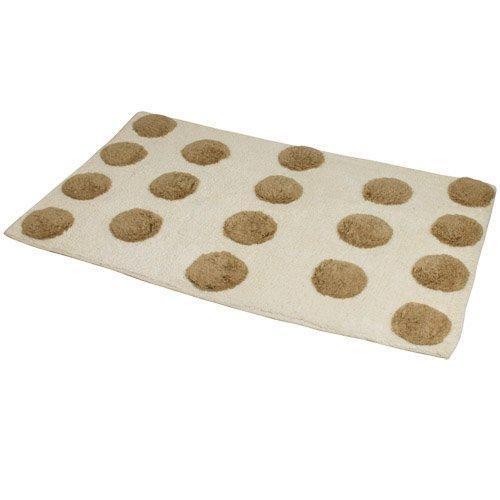jvl-pebble-tappetino-da-bagno-motivo-pois-lavabile-in-lavatrice-50-x-80-cm-colore-panna-e-marrone-ch