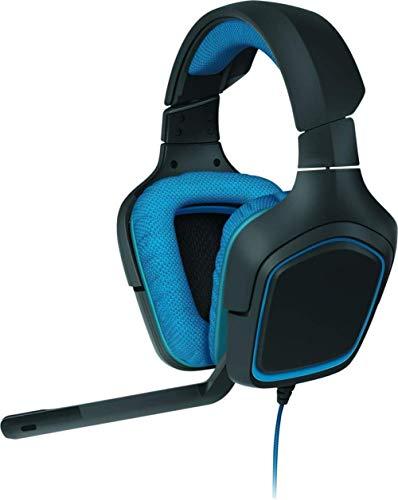 RQINW Spiel Spezifische Kopfhörer Gelten Für PC-Spiele mit 7,1 Dolby Surround Sound Blue