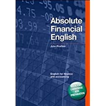 DBE: Absolute Financial English Book: English for Finance and Accounting