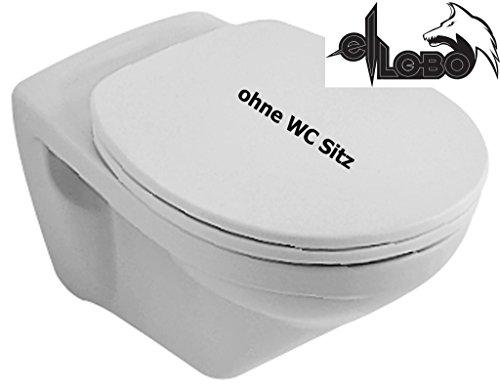 Preisvergleich Produktbild Omnia classic Wandtiefspül-WC,pergamon