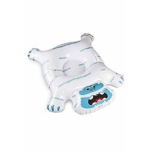 BigMouth Toys BMST-0006 Big Mouth Snow Tube Yeti, Mehrfarbig