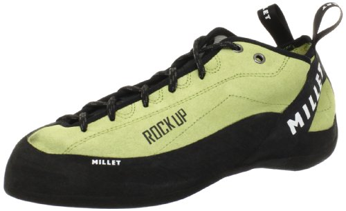 Millet, Scarpe da arrampicata Rock Up, Verde (Golden Green), 41
