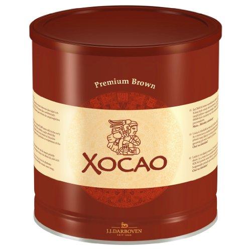 Darboven COCAYA Premium Brown 1,5kg Dose Kakao - Hamburger Aus Dose Der
