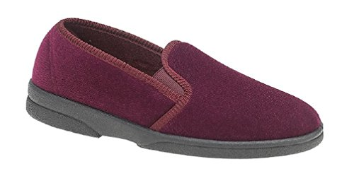 Sleepers, Pantofole donna (Dk.Wine)