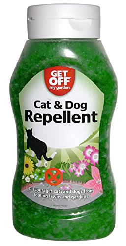 Get Off My Garden Cat and Dog Repellent Scatter Crystals 460 g