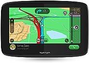 TomTom GO Essential Pkw-Navi (5 Zoll, mit Freisprechen, Updates über Wi-Fi, Lebenslang Traffic via Smartphone und Karten von