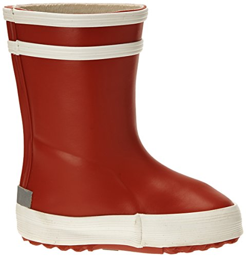 Aigle Baby Flac, Unisex Baby Stiefel Rot (Rouge New)
