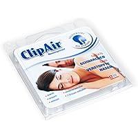 ClipAir Nasenspreizer - Transparent (3er Probierpackung) (SomniShop Set N250) preisvergleich bei billige-tabletten.eu