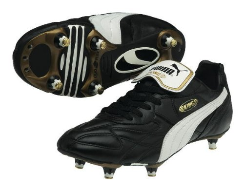 Puma King Pro SG Chaussures de Football Masculin, Noir, 46