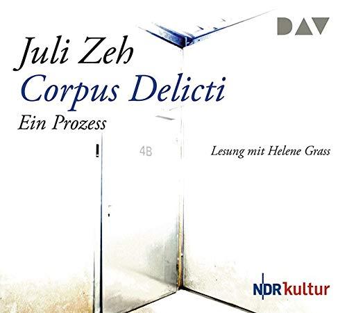 Corpus Delicti, Ein Prozess, 4 Audio-CDs