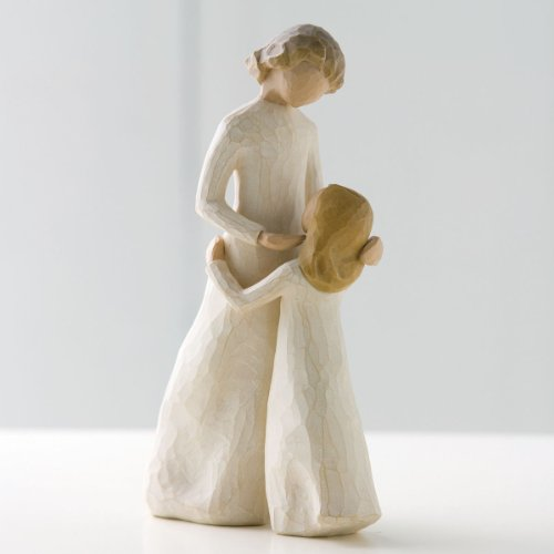 -[ Willow Tree Mother and Son Figurine  ]-