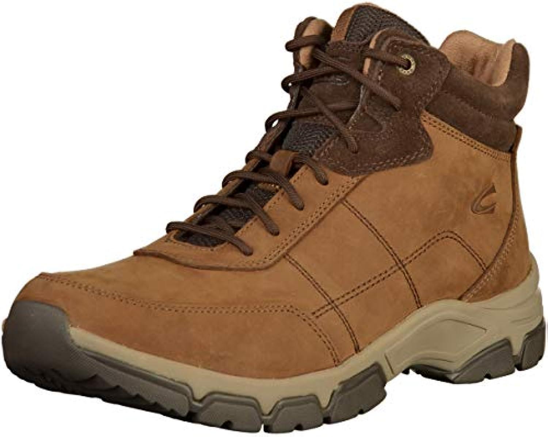 Camel active Impact PL 13, scarpe da ginnastica a a a Collo Alto Uomo, Marronee (Lt.Mocca 2), 44.5 EU | In vendita  | Sig/Sig Ra Scarpa  b5c12f